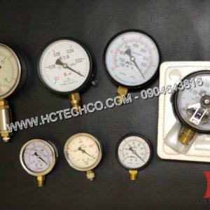 Đồng hồ đo áp suất chân không